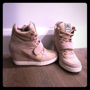 Limited by Ash wedge sneaker in size 37